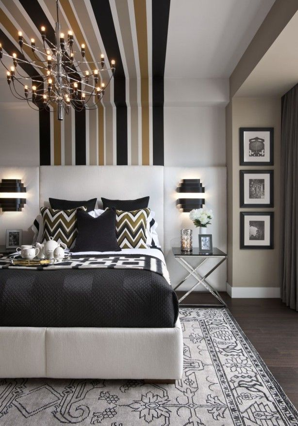 Want A Super Luxe Free Apartment At The W Enter The Hgtv Urban Oasis Sweepstakes Bold Bedroom Bedroom Interior Modern Master Bedroom Hgtv modern bedroom ideas