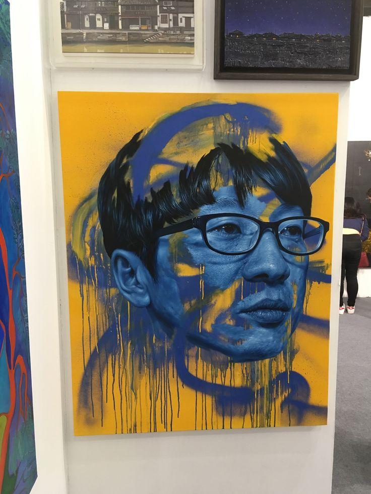 Shanghai Art Fair. Nov 2016