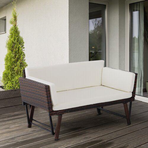 Gartensofa Mit Kissen Indiana Garten Living In 2020 Furniture