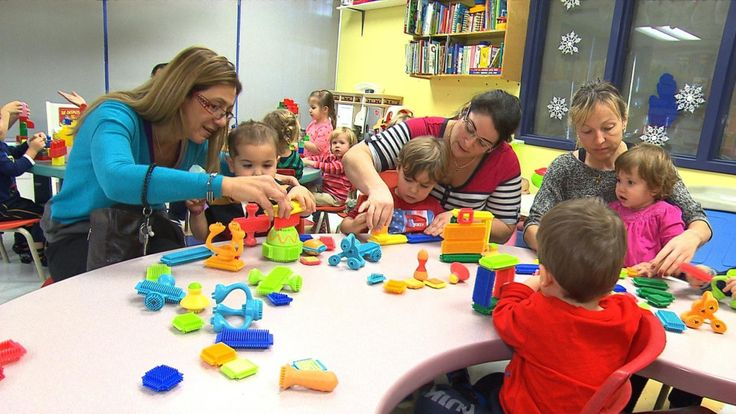 The federal government will lay out its plan today to create 40,000 new child-care spaces over the next 11 years. The plan is expected to focus on helping families in need that face greater than normal barriers when trying to access child care.