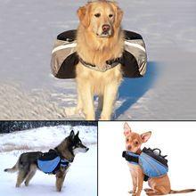 Outdoor hond Zadel rugzak tas kat hond draagtassen Medium en Grote Hond Pak Tas…
