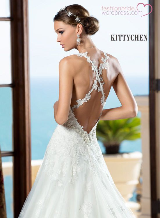 Kitty Chen 2015 Spring Bridal Collection