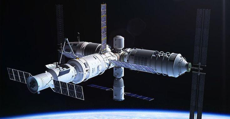 China y su telescopio espacial para 2022  Espacio china satelite tecnología