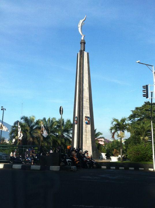 Tugu Kujang Bogor di Bogor, Jawa Barat