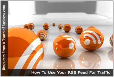 This page has a selection of handpicked resources to help you get the most out of your RSS feed so you can get more visitors to your site.