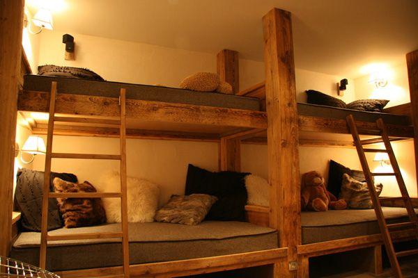 100 bois 200 luxe enfant amour et chalets - Interieur chalet bois montagne ...