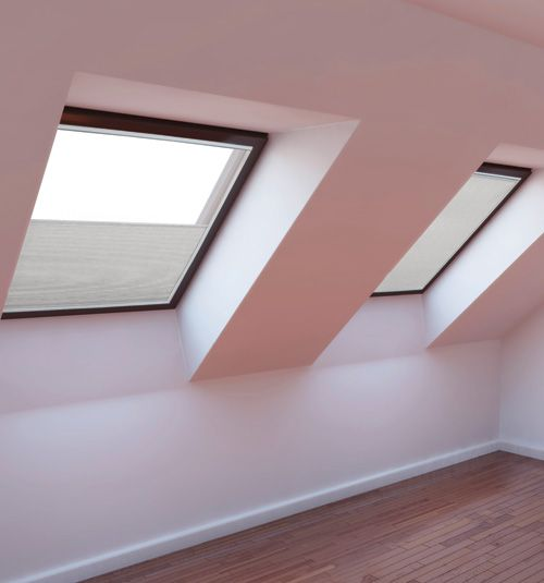 motorized skylight shade blackout
