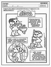 Dani Educar : Atividades água educação infantil