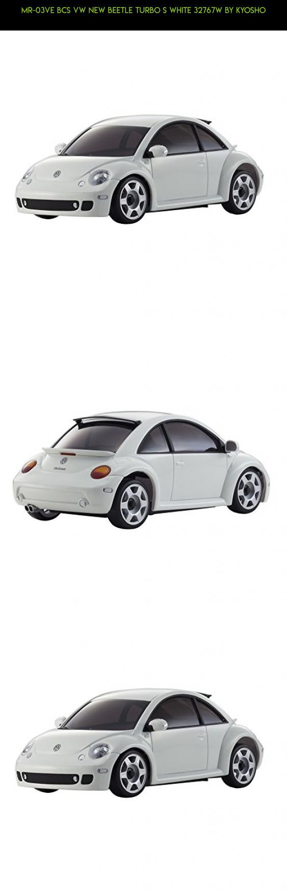 MR-03VE BCS VW New Beetle Turbo S White 32767W by Kyosho #beetle #kit #fpv #technology #plans #gadgets #shopping #products #kyosho #racing #camera #parts #tech #drone