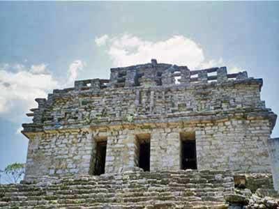 YAXCHILÁN ARCHAEOLOGICAL SITE | World Monuments Fund. Yaxchilán. Chiapas, Mexico. Maya. 725 C.E. Limestone (architectural complex).