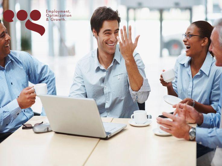 Nuestra prioridad es su tranquilidad. SOLUCIONES LABORALES. En el momento en que un cliente comienza a trabajar con nosotros, le proporcionamos una fianza de cumplimiento; la cual, le deslinda de responsabilidades en caso de presentarse alguna complicación con personal contratado por nosotros. En Employment, Optimization & Growth, le invitamos a visitar nuestra página en internet www.eog.mx, para conocer más acerca de nuestros servicios. #eog