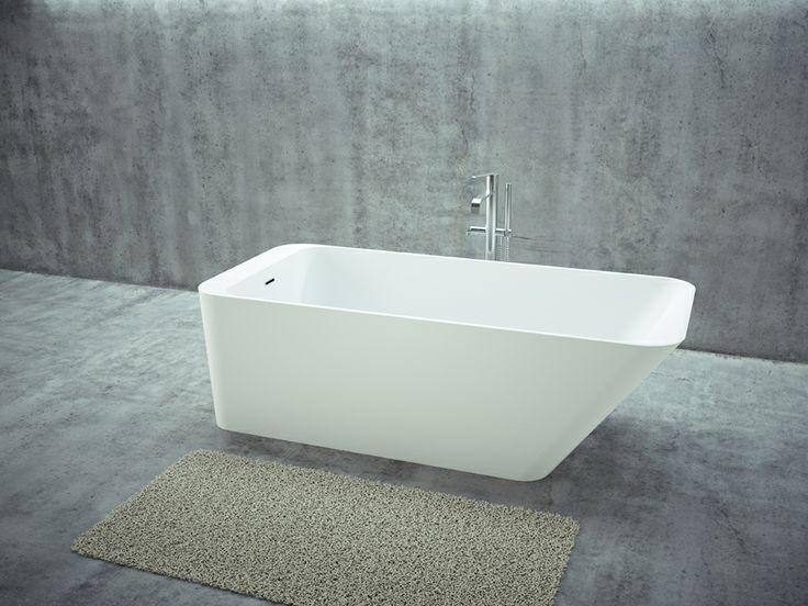 53 besten Freistehende Mineralguss Badewannen - Luxus pur.. Bilder ... | {Freistehende badewanne mineralguss oder acryl 58}