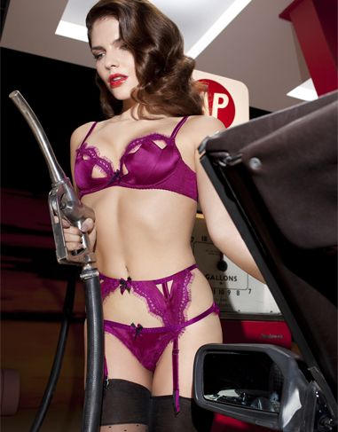 One of my fav look Agent Provocateur (tot 614 euros)