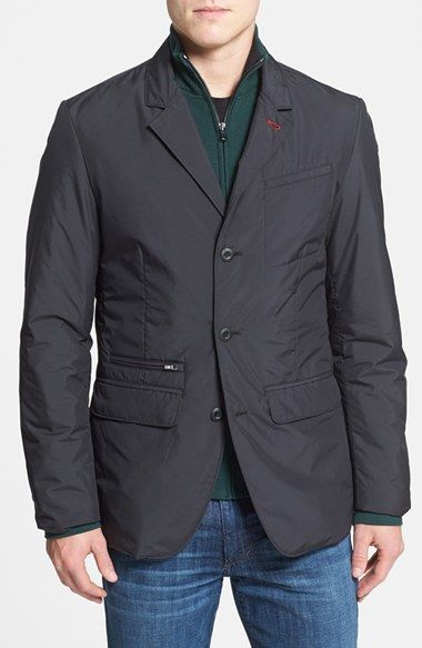 Victorinox Swiss Army® Water Repellent Insulated Travel Blazer (Online Only) available at #Nordstrom