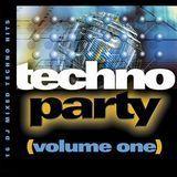 Techno Party, Vol. 1 [CD]