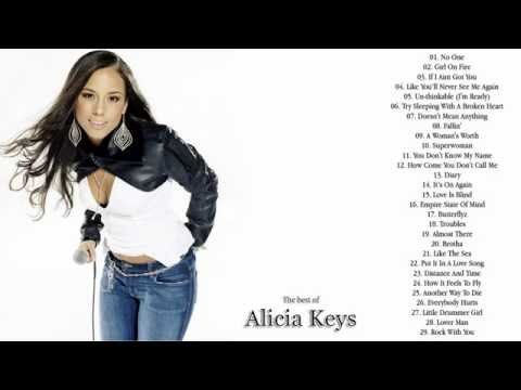 SoundHound - Alicia Keys