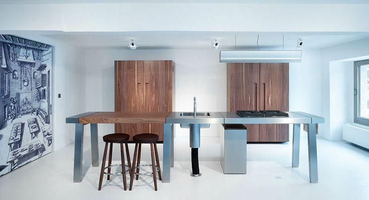 bulthaup b2 house indoors kitchen pinterest. Black Bedroom Furniture Sets. Home Design Ideas