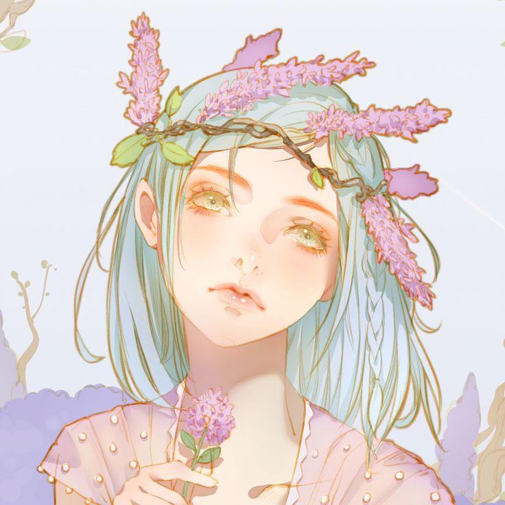 ArtStation - lavender, orry lee
