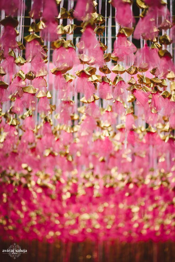 Pretty pink decor by Rani Pink