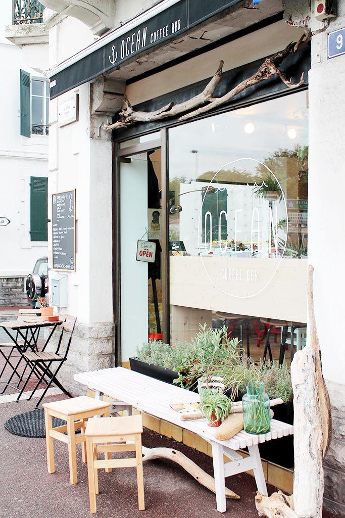 Coffee shop tendance à Saint-Jean-de-Luz: chez Ocean coffee bar