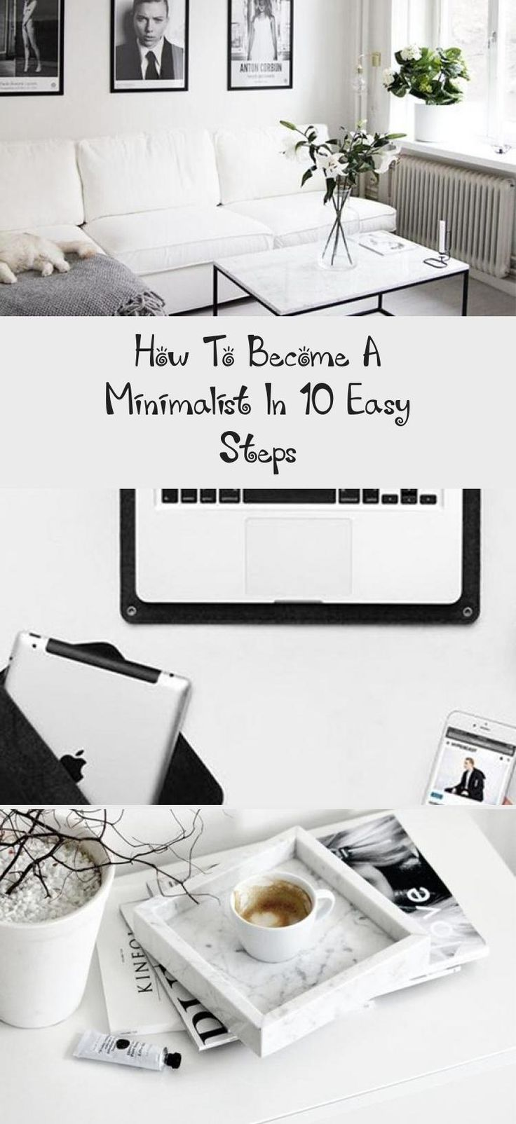 How To A Minimalist In 10 Easy Steps Nagelkunst