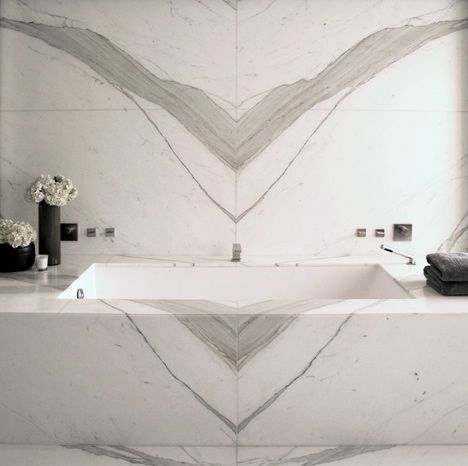 MARBLE/BOOK MATCHED/BATHROOM