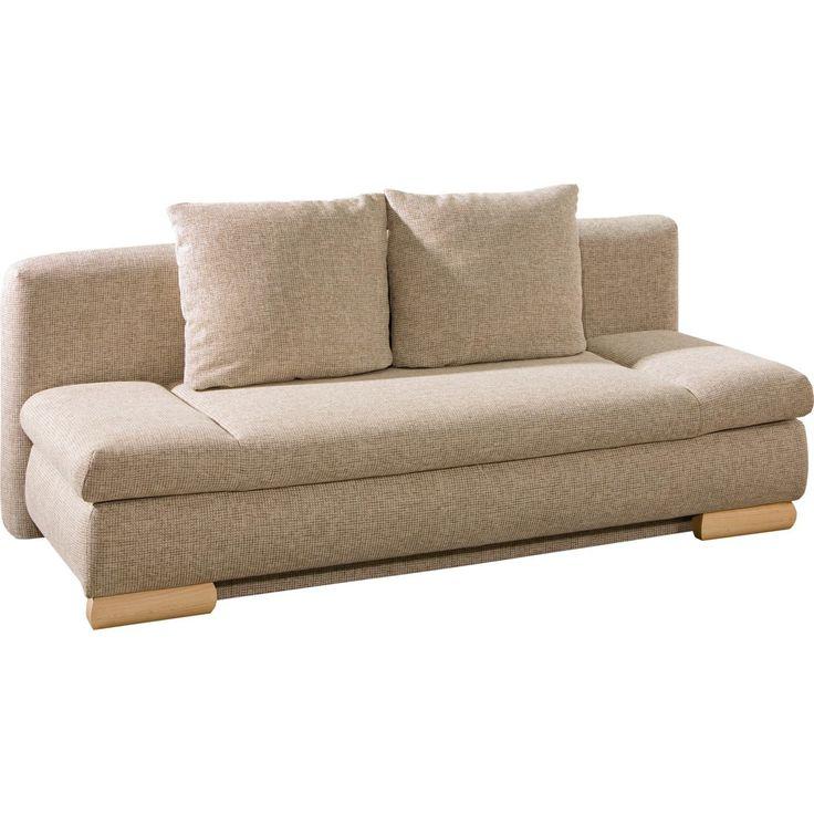 NOVEL SCHLAFSOFA Webstoff Beige Jetzt bestellen unter   - wohnzimmer couch günstig