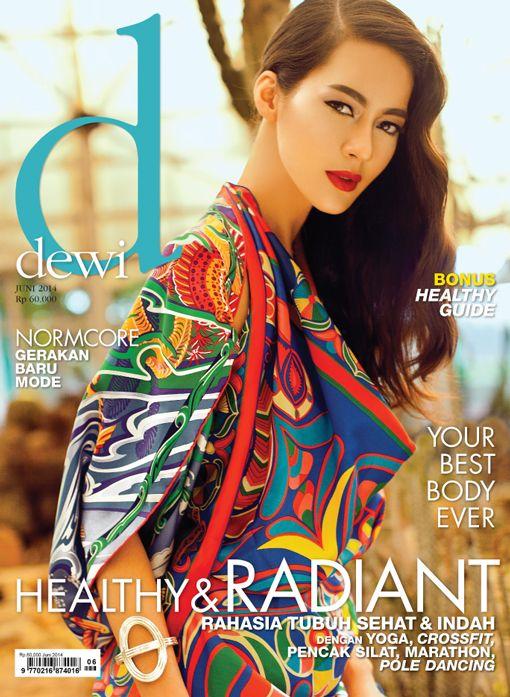 June 2014, Model: Paula Verhoeven, Photograph: Ryan Tandya, Stylist: Aldi Indrajaya, Make-Up & Hair Do: Priscilla Myrna, Wadrobe: Hermes