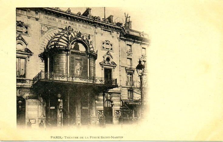 Les 124 meilleures images du tableau salles de spectacles sur pinterest salle de spectacle - Plan salle theatre porte saint martin ...