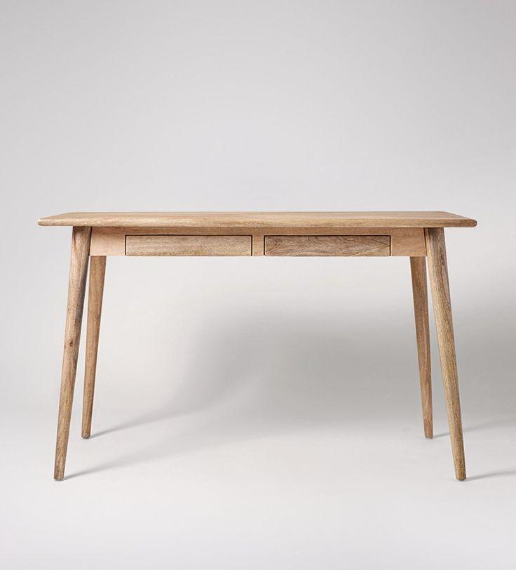 Swoon Editions Desk, scandi-minimalist style - £269