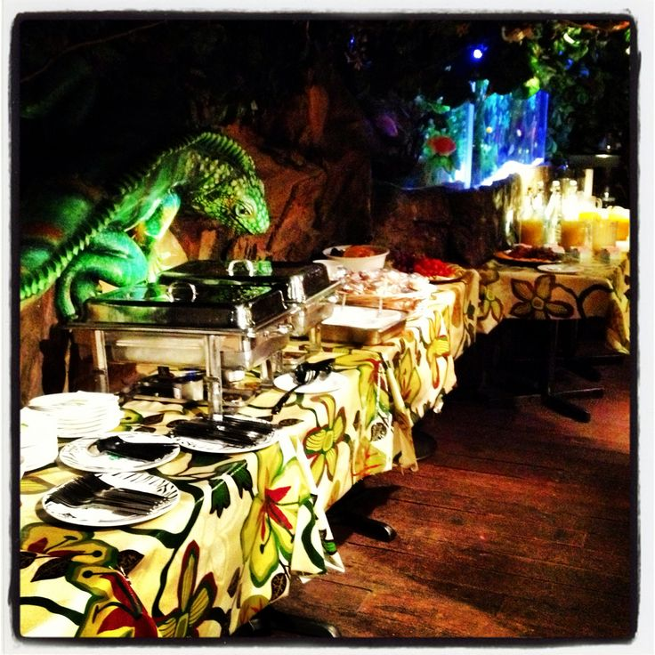 Whether your event is corporate or private, we can provide function rooms to hire with various food options including Buffet, Canapé or Bowl food. http://www.therainforestcafe.co.uk/aevents.asp