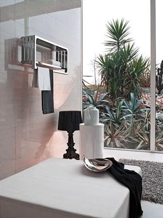 Montecarlo radiators for Tubes Radiatori. Designed by Peter Jamieson