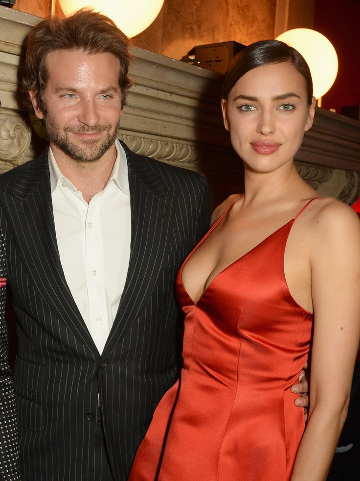 Irina Shayk and Bradley Cooper Gave Their Daughter Such a Pretty Name via @WhoWhatWear