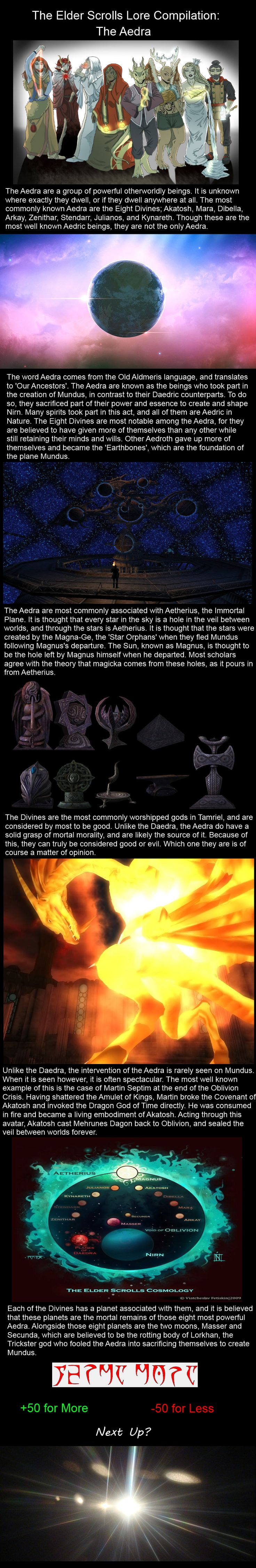 Elder Scrolls Lore 2: The Aedra  // funny pictures - funny photos - funny images - funny pics - funny quotes - #lol #humor #funnypictures
