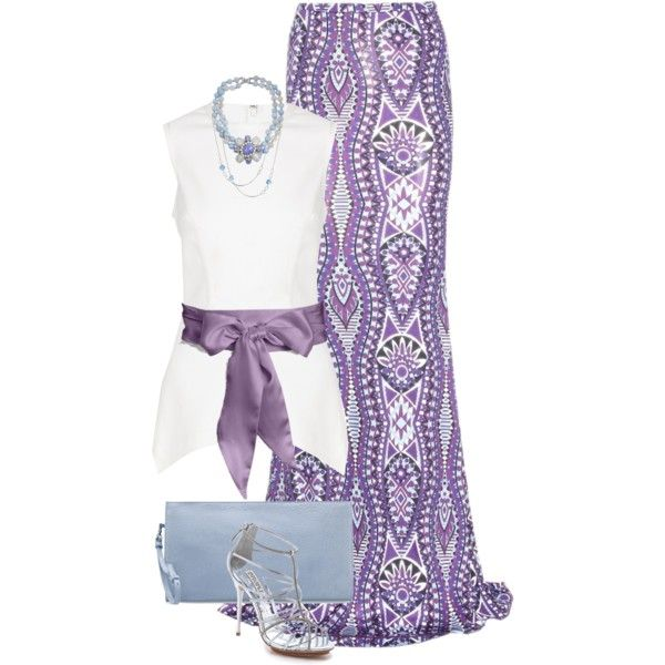 Lilac Sugar, created by melindatg on Polyvore