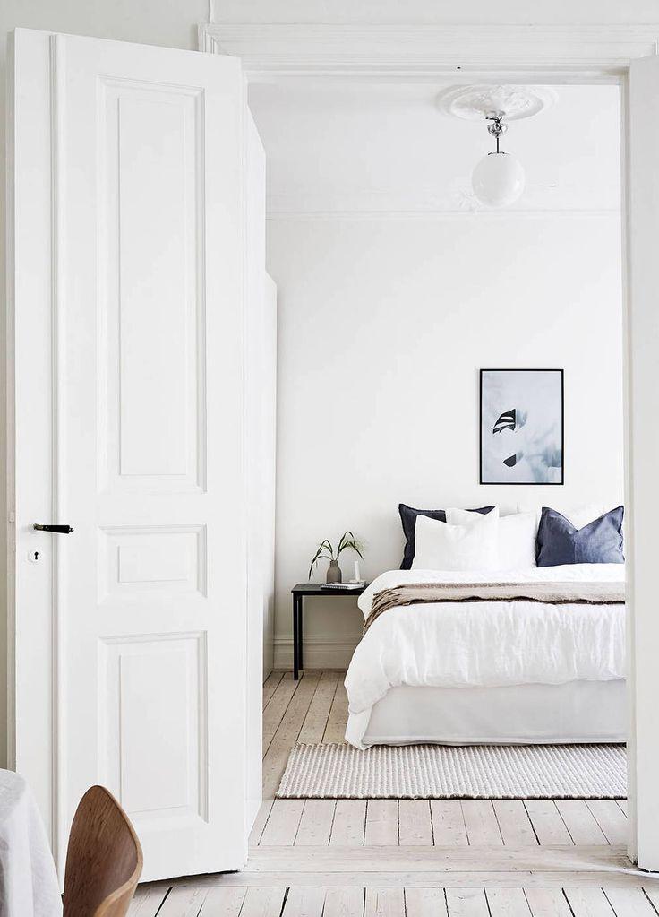 Fresh and cozy home - via Coco Lapine Design