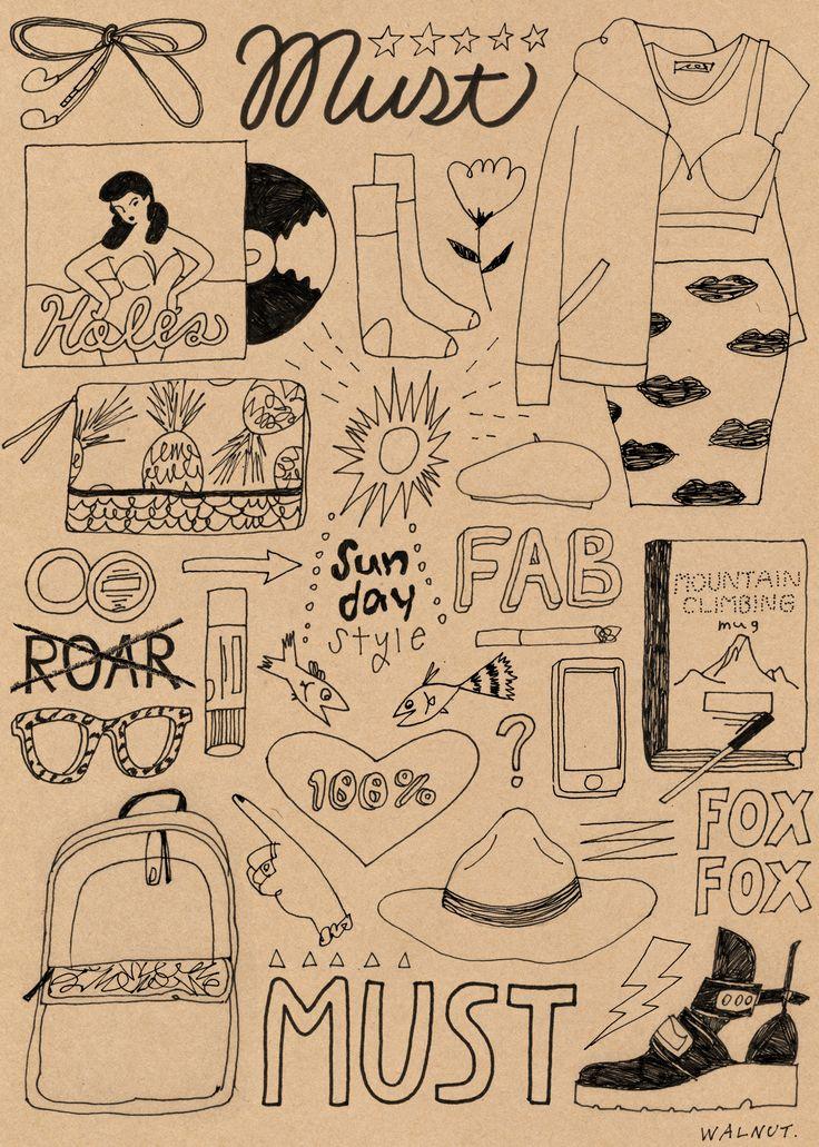 ギャラリー 2013 | WALNUT illustrations