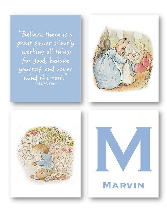 17 Best Ideas About Peter Rabbit Nursery On Pinterest