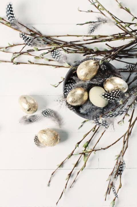 Stylizimo - Design Voice - DIY golden eggs