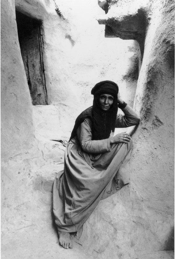 Jewish woman, Yemen.