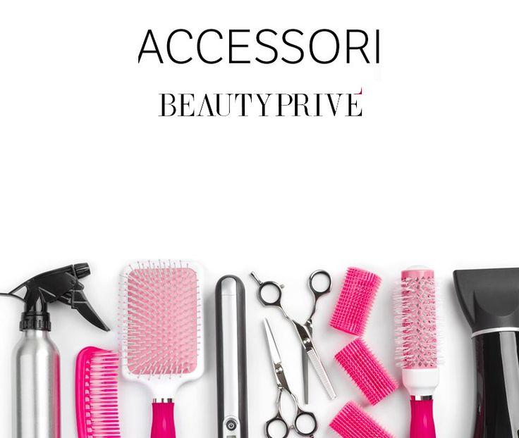 BEAUTYPRIVÉ presenta una selezione dei migliori brand di ACCESSORI... Pinzette, spugnette, pennelli, guanti esfolianti. Tutto ciò che serve per la tua bellezza lo trovi qui. Per essere PERFETTE IN OGNI OCCASIONE!! 💅🏻💇🏼💄🎁