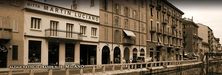 Accessori e Abbigliamento militare Martin Luciano e Figli - Milano