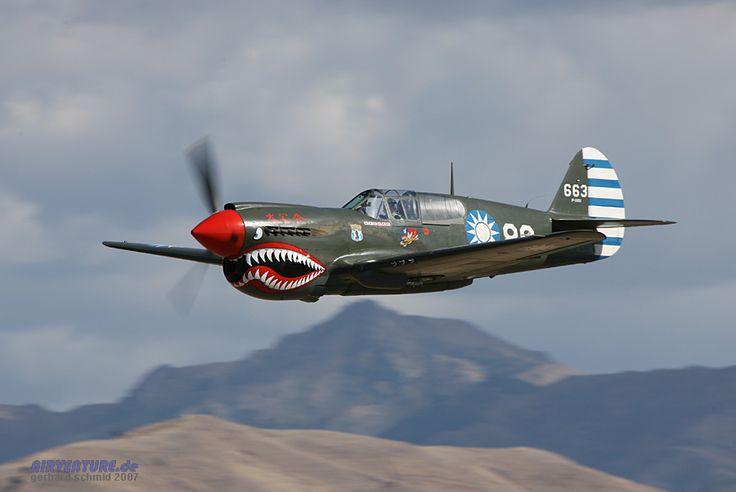 P-40 China
