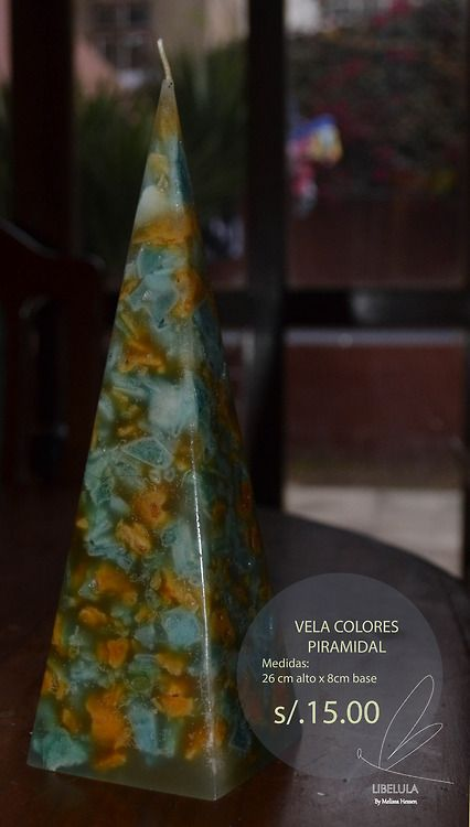Hermosas velas artesanales, para la ambientación de espacios personale