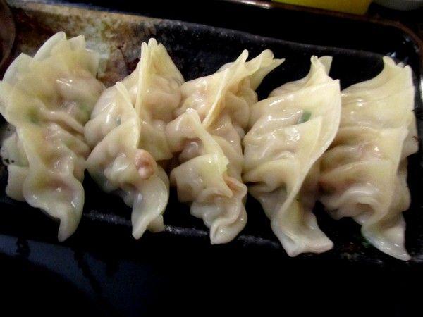 Gyozas - Toulouse - Iori restaurant japonais