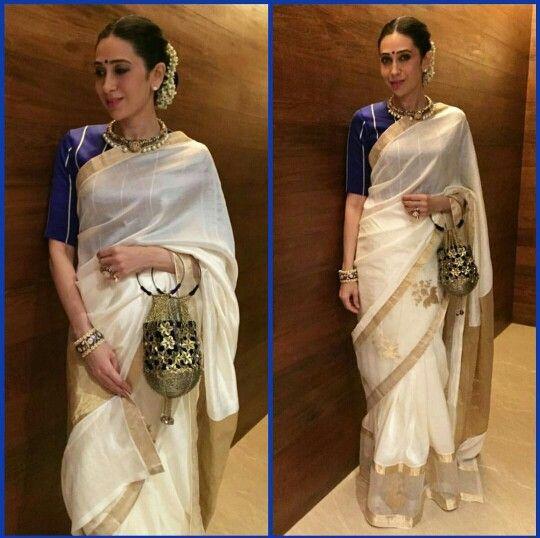 Karishma Kapoor goes ommanakutty style!