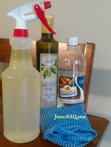 homemade furniture polish cleaner, diy furniture polish, green cleaners