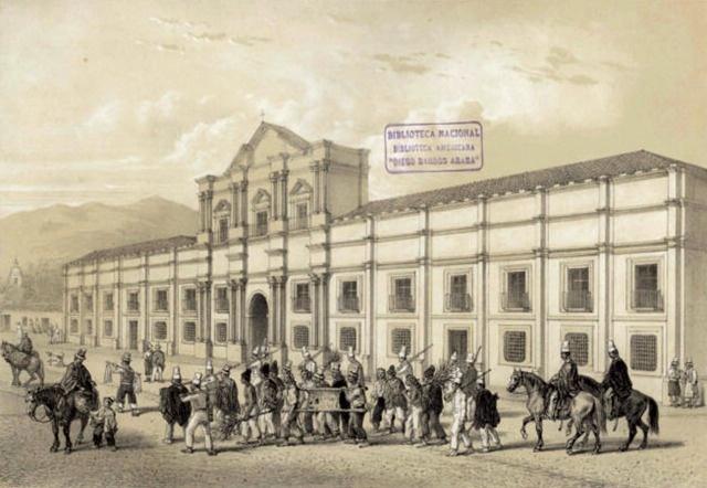 Palacio de la Moneda de Chile http://patriavieja.files.wordpress.com/2009/05/casa_moneda_santiago.jpg