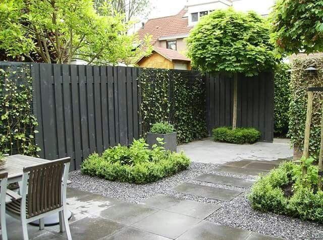 Garden Fence Decoration Ideas Fence Design Backyard Fences Contemporary Garden