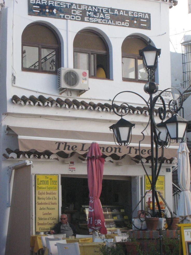 Mijas jellegzetes, fehér házai - Dél-Spanyolország, Andalúzia
